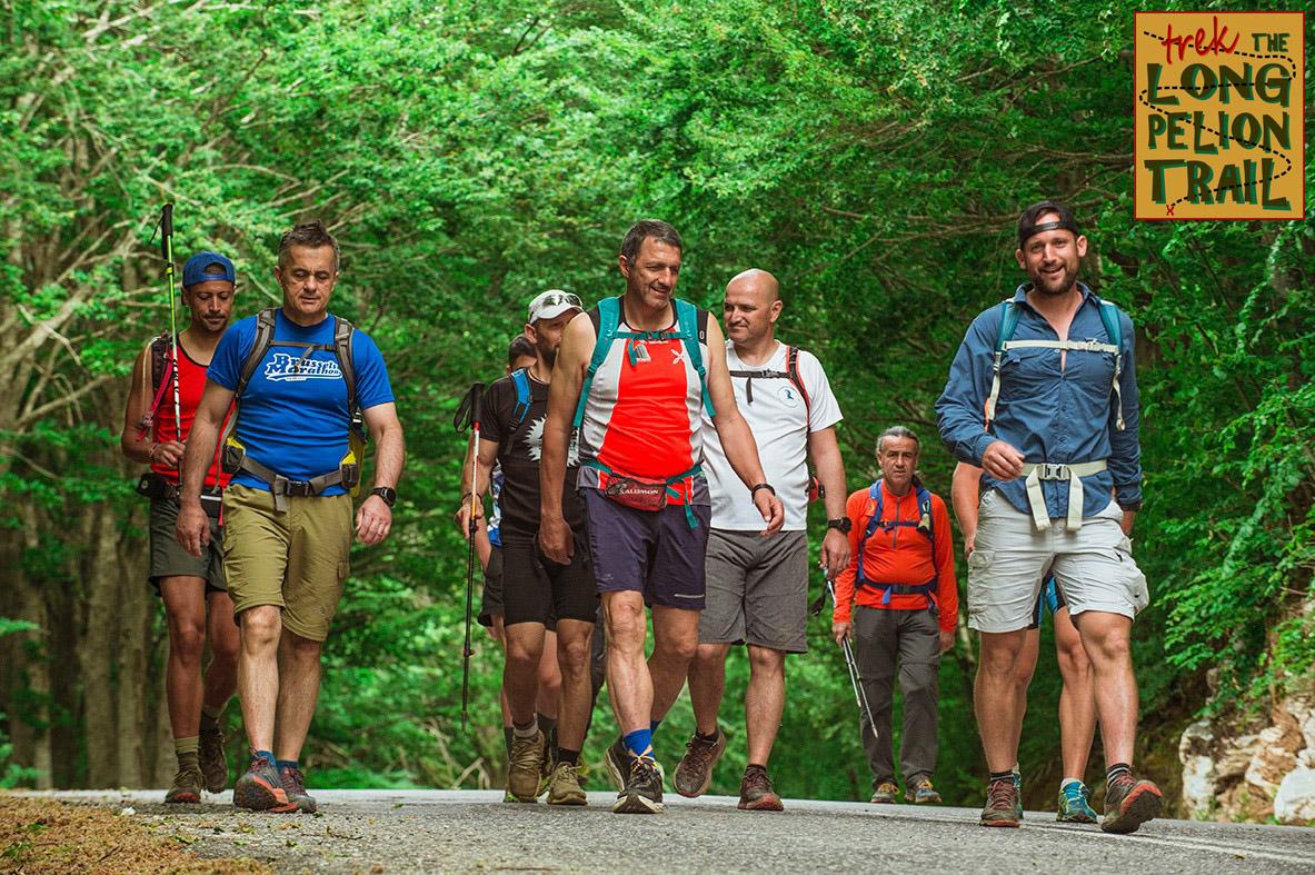 Long Pelion Trail: H πρώτη συνεχόμενη διάσχιση του Πηλίου