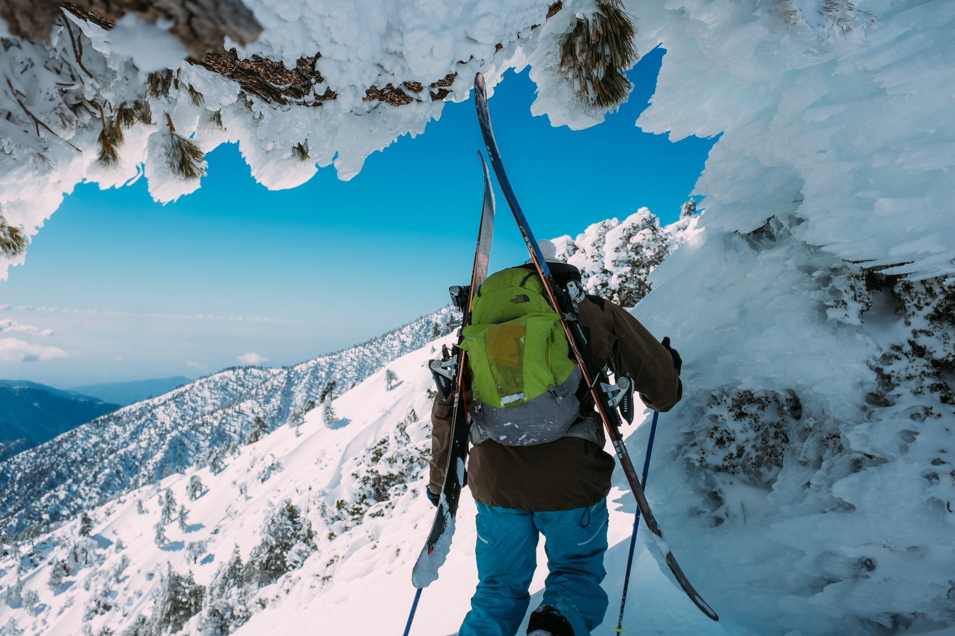 Το 2021 θα είναι η χρονιά του ορειβατικού σκι