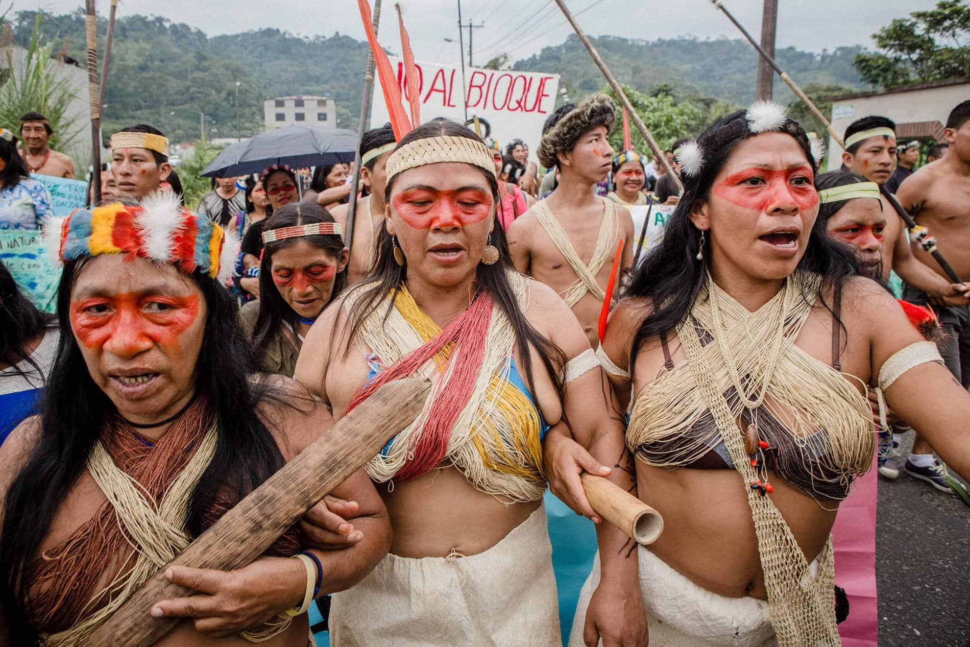 Η κραυγή του Αμαζονίου
