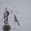 Αθήνα Χειμώνας «Μήδεια»