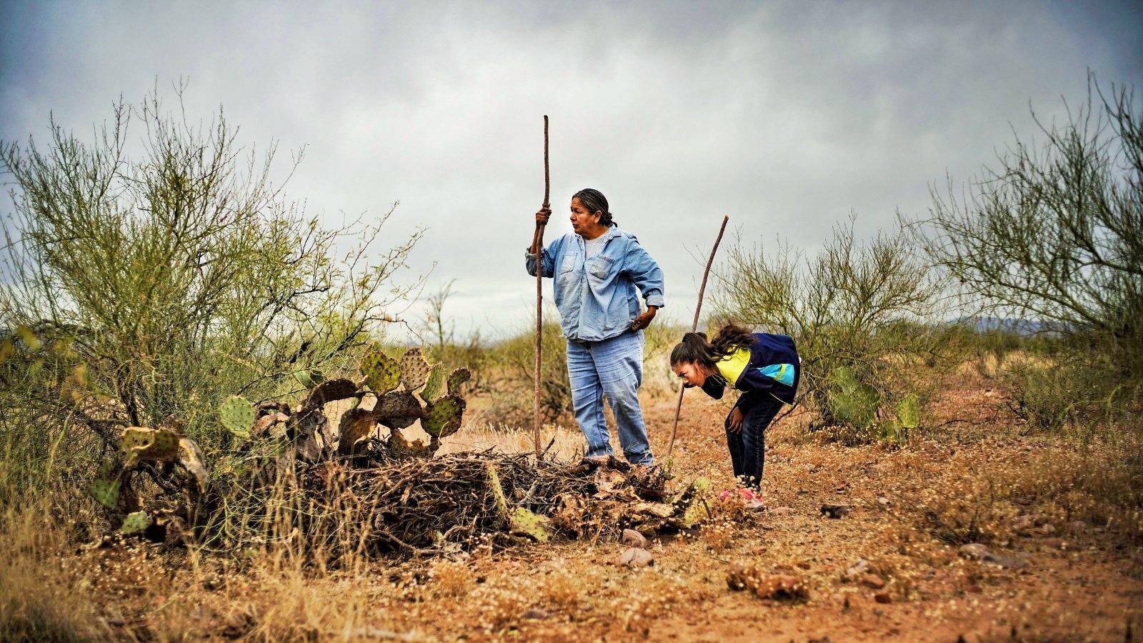 Ο σκληρός αγώνας των Ιθαγενών για να γλιτώσουν τον αφανισμό