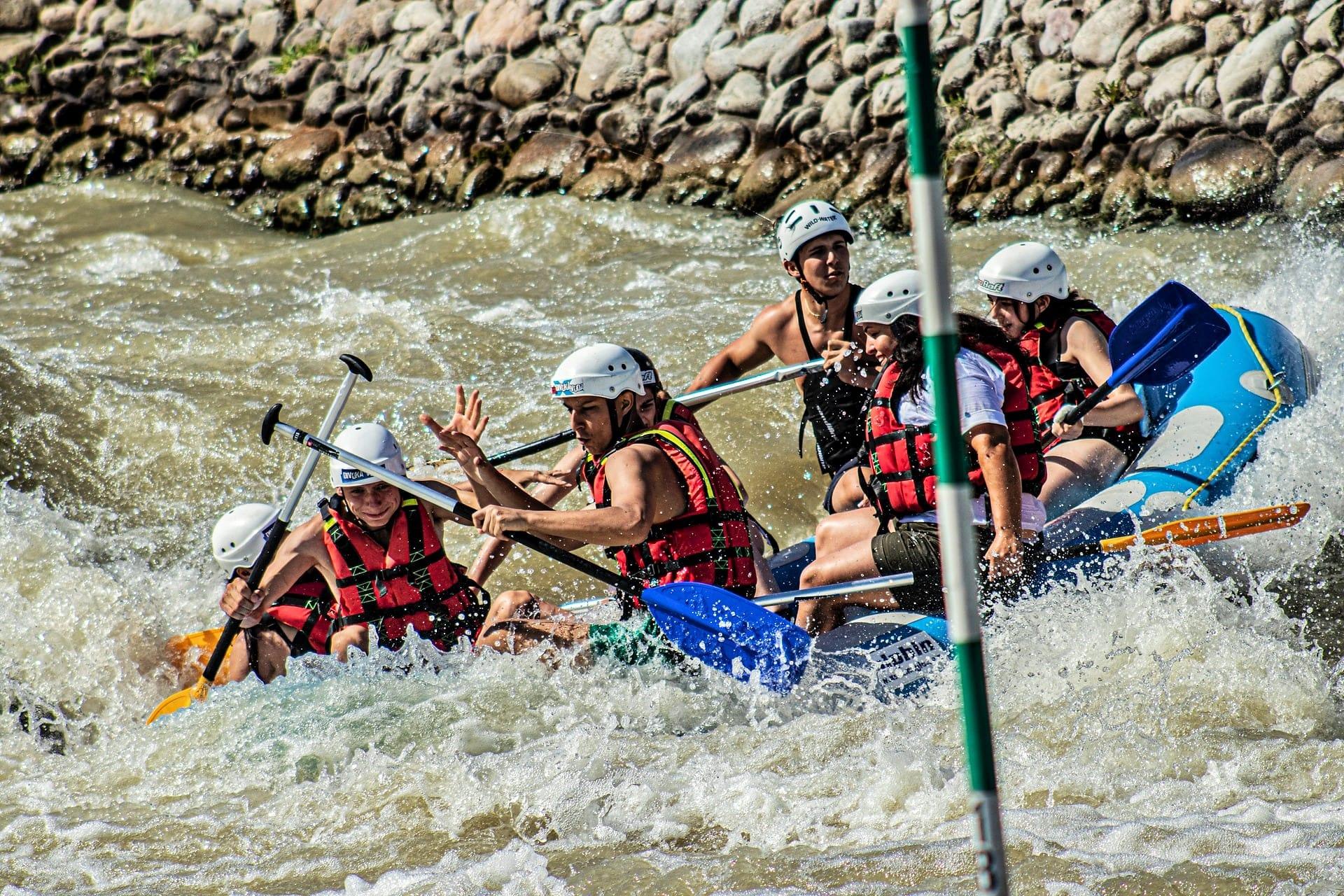 Rafting: Οι ιδανικοί ποταμοί στην Ελλάδα για αρχάριους