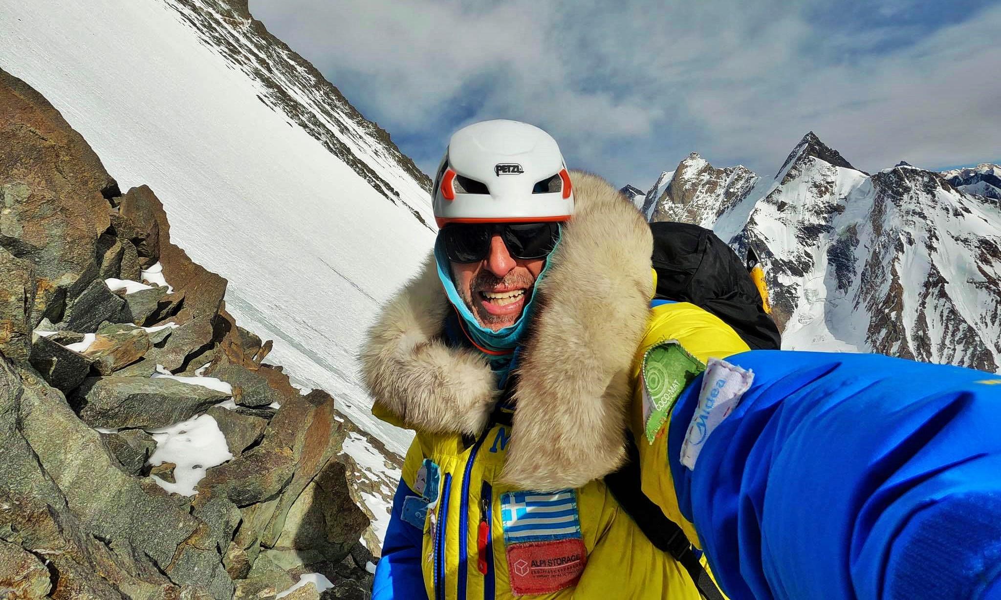 Αντώνης Συκάρης: «Ήθελα πολύ να φτάσω στην κορυφή»