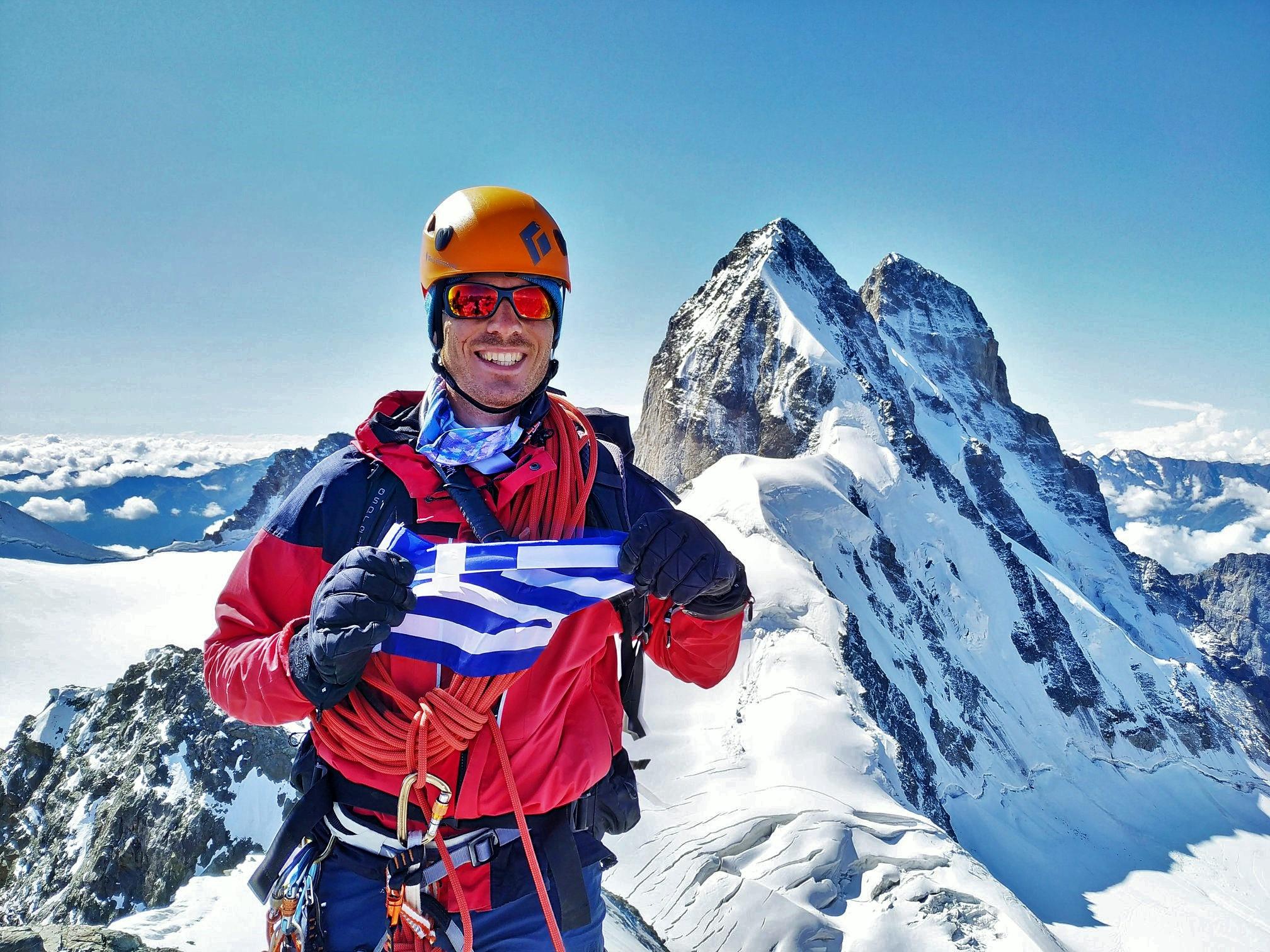 K2 & Broad Peak Greek Expedition 2021: Η επόμενη αποστολή του Φώτη Θεοχάρη