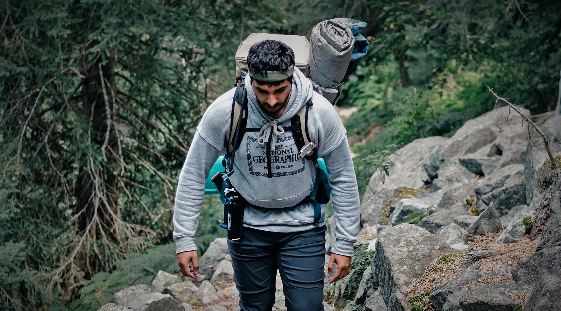 7 μαθήματα ζωής που σου προσφέρει το backpacking