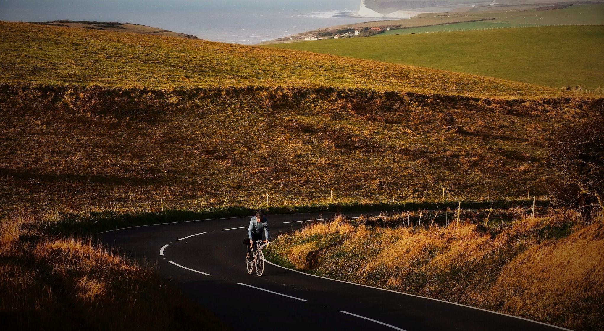 H μοναξιά του ποδηλάτη