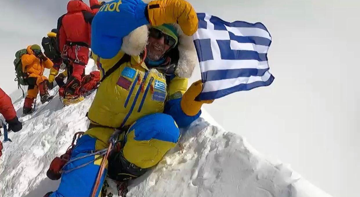 Antonis Sykaris Annapurna-2021